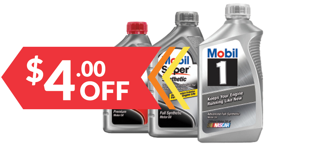 Mobil Oil Brand Products